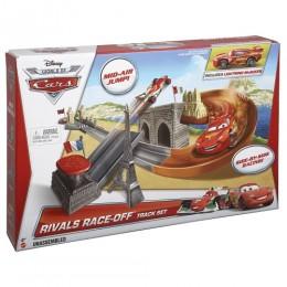 Cars 2 Auta Mattel BGF05 Grand Prix Tor Wyścigowy