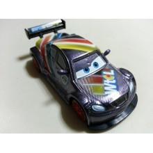 Cars Neon Auta Mattel CBG17 Races Max Schnell