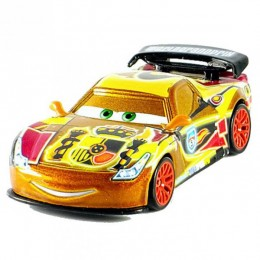 Cars Neon Auta Mattel CBG18 Races Miguel Camino