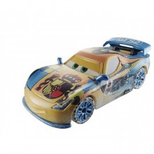 Cars Neon Auta Mattel CGX65 Races Miguel Camino