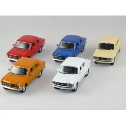 Model 1:34 Duży Fiat 125 Welly