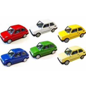 Model 1:34 Maluch Fiat 126 Welly