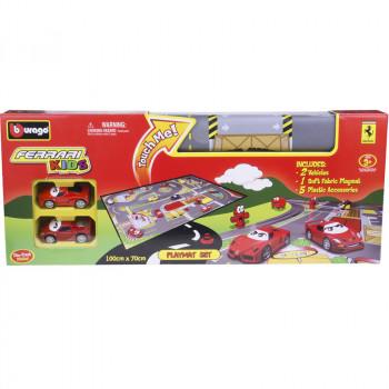 Bburago - Mata z autkami - 31279