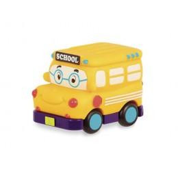 B.Toys BX1495 Samochodzik Wheeee-is Autobus szkolny