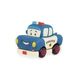 B.Toys BX1497 Samochodzik Wheeee-is Radiowóz policyjny