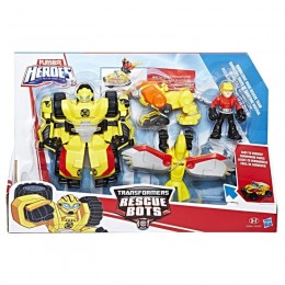 TRANSFOMERS C0296 Rescue Bots - BUMBLEBEE