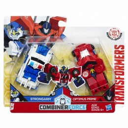 Hasbro Transformers C0629 Strongarm i Optimus Prime - Crash Combiners