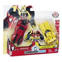 Hasbro Transformers C0630 Sideswipe i Bumblebee - Crash Combiners