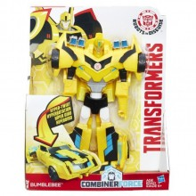 Hasbro Transformers C0641 Bumblebee - Robots in Disguise: Combiner Force
