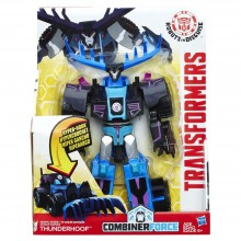 Hasbro Transformers C0877 Thunderhoof - Robots in Disguise: Combiner Force