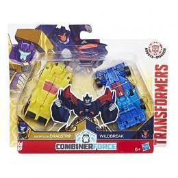 Hasbro Transformers C2342 Dragstrip i Wildbreak - Crash Combiners