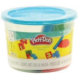 Ciastolina 23326 Play-Doh Wiaderko Liczby