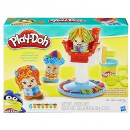 Ciastolina Play-Doh B1155 Szalony fryzjer
