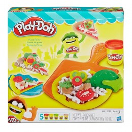 Ciastolina Play-Doh B1856 Pizza Party