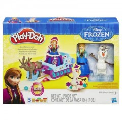 Ciastolina Play-Doh B1860 Kraina Lodu Anna