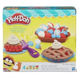 Ciastolina B3398 Play-Doh - Zestaw Wesołe Wypieki
