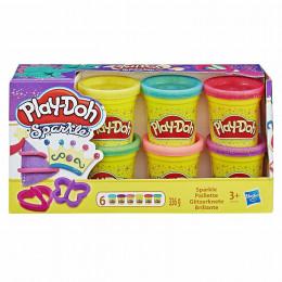 Ciastolina A5417 Play-Doh - Ciastolina z Brokatem