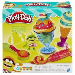Ciastolina B1857 Play Doh Zestaw z lodami