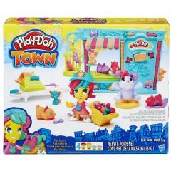 Ciastolina B3418 Play-Doh Sklepik ze Zwierzętami