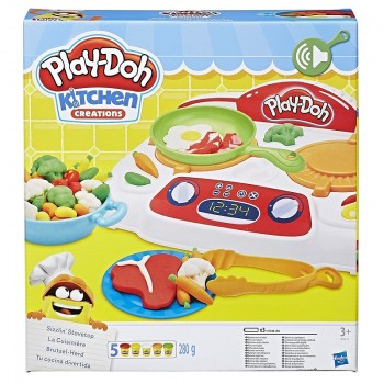Ciastolina Play-doh Kuchnia -Wesoła kuchenka B9014