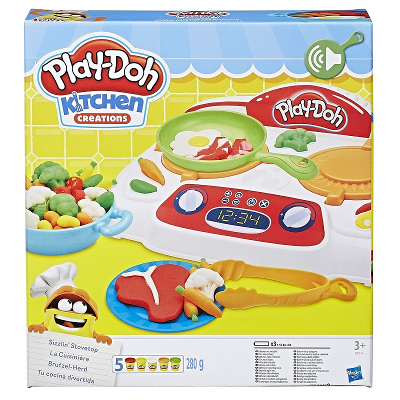 Ciastolina Play Doh Kuchnia Wesoła Kuchenka B9014 Sklep