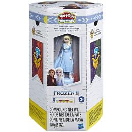 Ciastolina Play-Doh - Kraina Lodu 2 - Śnieżna kula - E4904