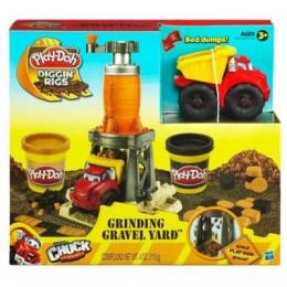Ciastolina Play-Doh Maszyny Budowlane Chuck