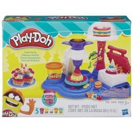 Ciastolina B3399 Play-Doh - Zestaw Ciasteczkowe Przyjęcie