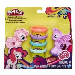 Ciastolina Play-Doh Kucykowe Znaczki My Little Pony B0010
