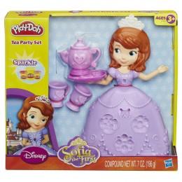 Ciastolina Play-Doh Przyjęcie Herbaciane Zosi A7398