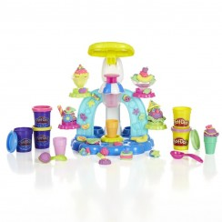 Ciastolina Play-Doh Zakręcona Lodziarnia B0306