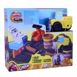 Ciastolina Play Doh Pojazdy Budowlane Lifty 49427