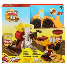 Ciastolina Play-Doh Pojazdy Budowlane Filip 49430