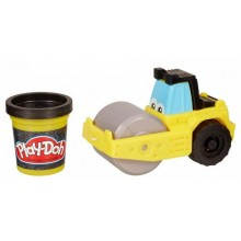 Ciastolina Play-Doh Pojazdy Budowlane Rolland