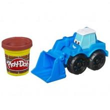 Ciastolina Play-Doh Wesołe Pojazdy Budowlane Sam