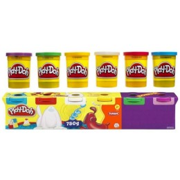 Ciastolina Play-Doh 6 Tub 780g