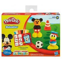 Ciastolina Play-Doh Bajkowe Karty Myszka Mickey A5738