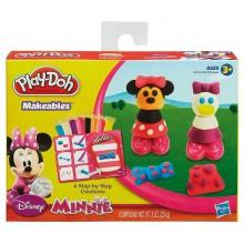 Ciastolina Play-Doh Bajkowe Karty Myszka Minnie A5734