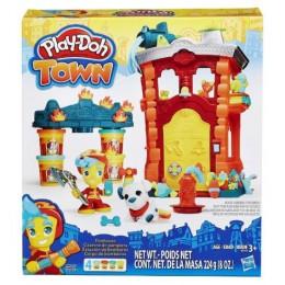 Ciastolina Play-Doh Town B3415 Remiza Strażacka