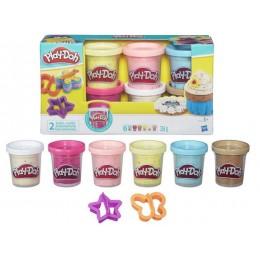 Ciastolina B3423 Play-Doh - Ciastolina z Konfetti