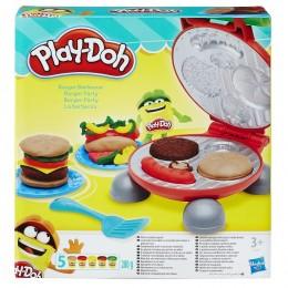 Ciastolina B5521 Play-Doh - Zestaw Grill Hamburgery