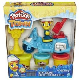 Ciastolina Play-Doh Town B5975 Policja