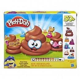 """Ciastolina Play-Doh E5810 - Zestaw """"Kupa zabawy"""""""