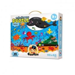 CzuCzu 4543874 Moje Pierwsze Puzzle - Ocean