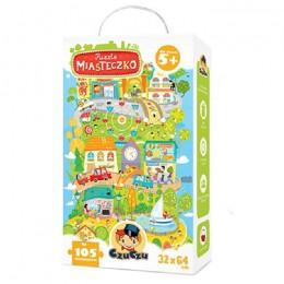 CzuCzu 5749109 Puzzle - Miasteczko