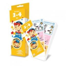 CzuCzu 4664316 Akademia CzuCzu - Zabawy Edukacyjne 3-4 lata