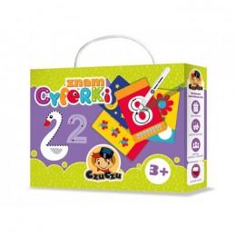 CzuCzu 4541054 Kreatywne Zabawy - Znam Cyferki