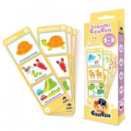 CzuCzu 4815451 Zagadki CzuCzu dla dzieci w wieku 2-3 lat