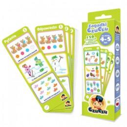 CzuCzu 4815453  Zagadki CzuCzu dla dzieci w wieku 4-5 lat