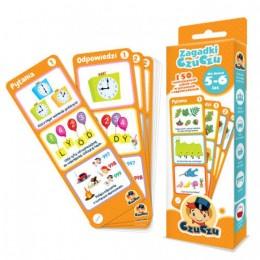 CzuCzu 4815454 Zagadki CzuCzu dla dzieci w wieku 5-6 lat